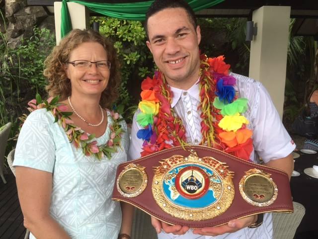 Joseph-Parker-holding-Championship-belt